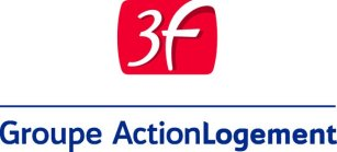 3f logo action logement