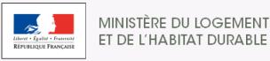 ministère du logement et de l'habitat durable