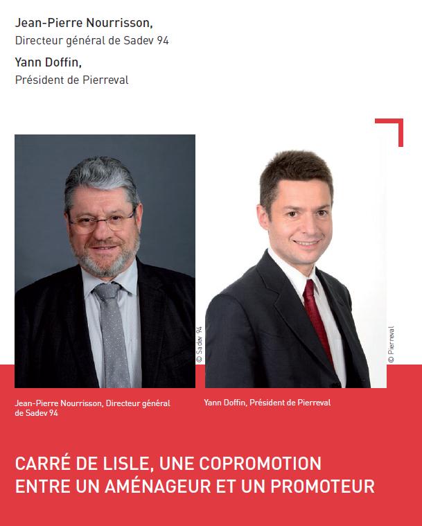 JP Nourrisson et Yann Doffin REGARD