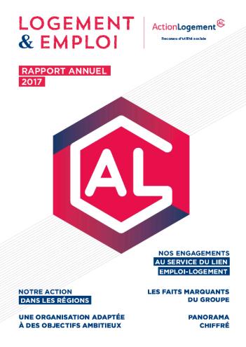 Action Logement rapport 2017