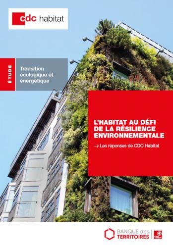 CDC Habitat - étude transition ecologique