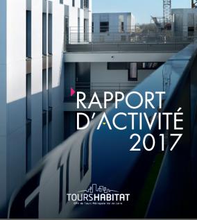 Rapport activité Tours Habitat
