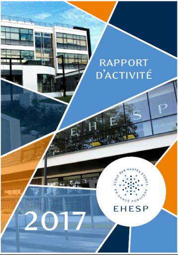 Rapport EHESP
