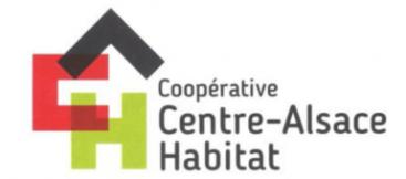 Coopérative Centre-Alsace habitat